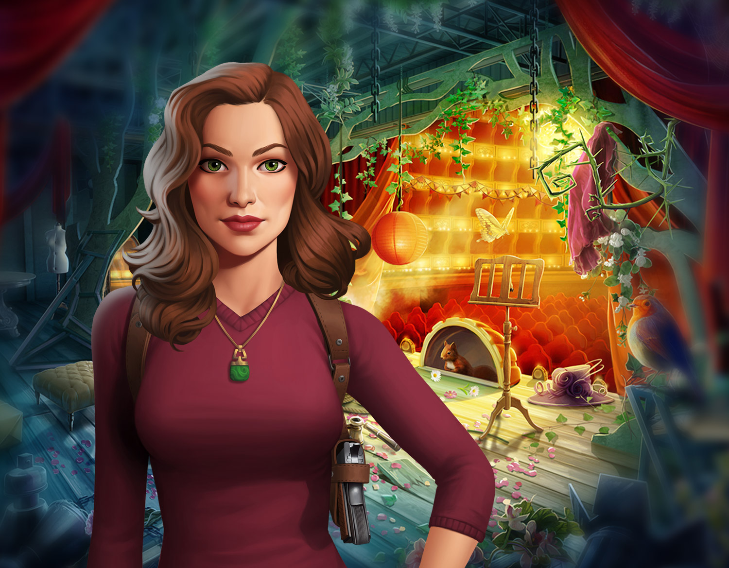 Agent Alice dans Google Play Store