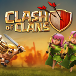 Jeux android Clash of clans par Supercell