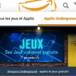 Des applications Android gratuites ? Oui sur Amazon Underground !