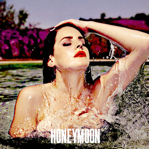 Lana del rey honeymoon album 2015